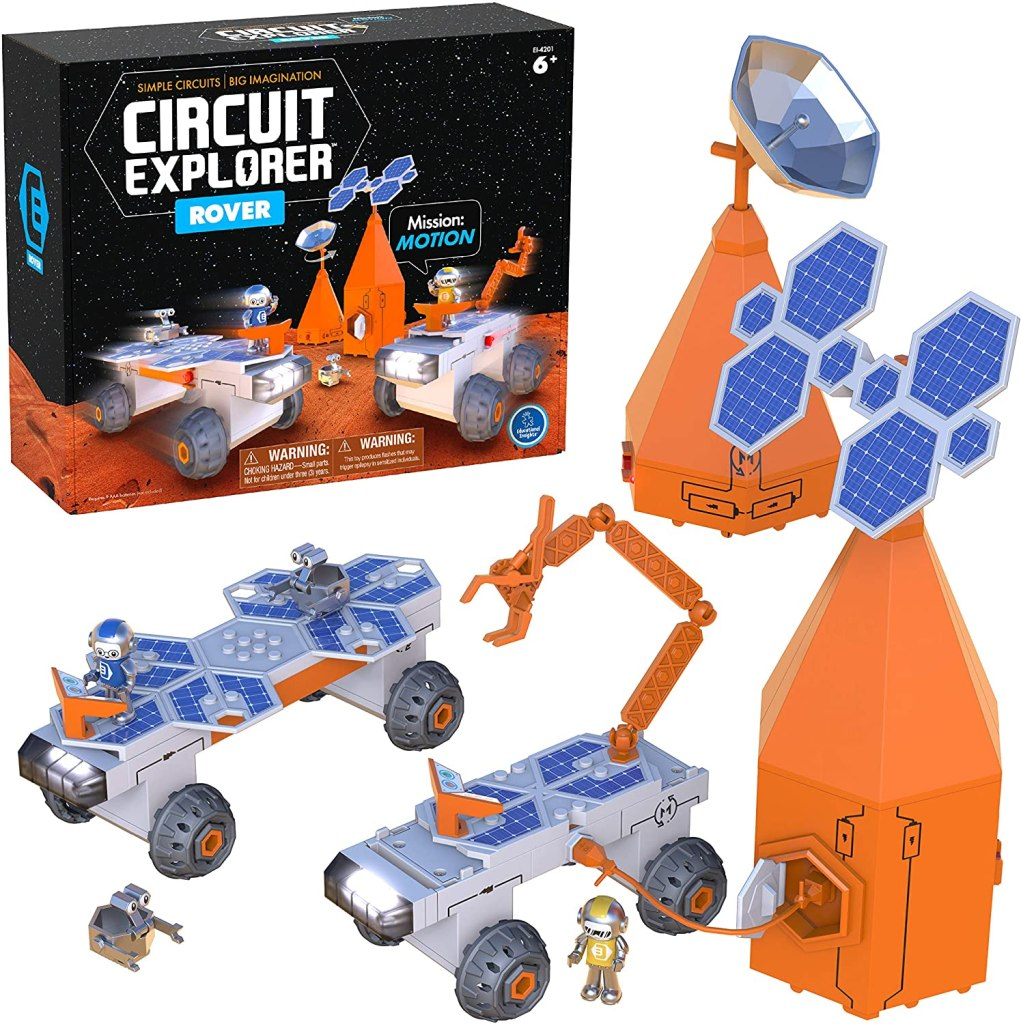 best christmas gifts of 2020, circuit explorer rover stem toy