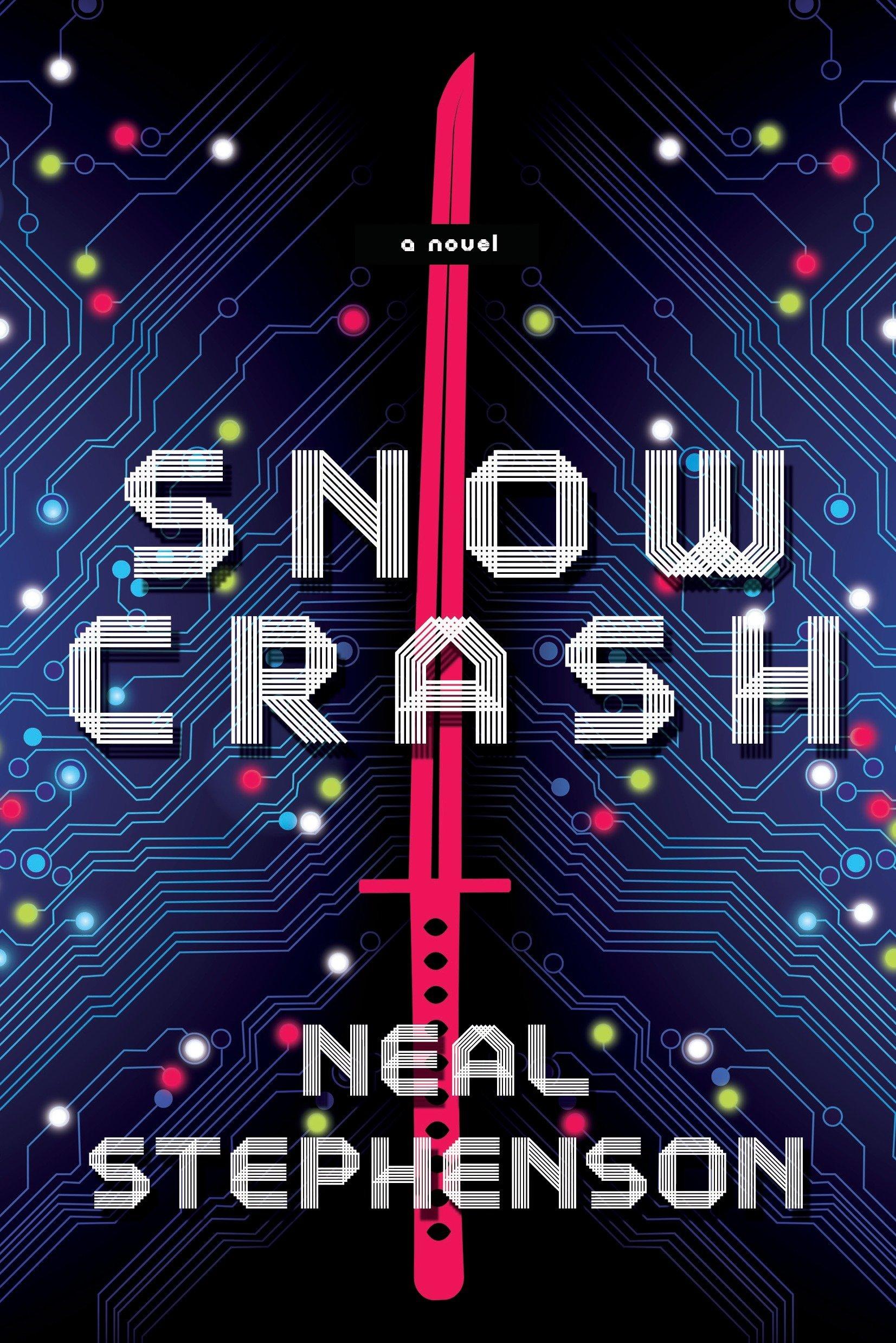 snow crash cyberpunk