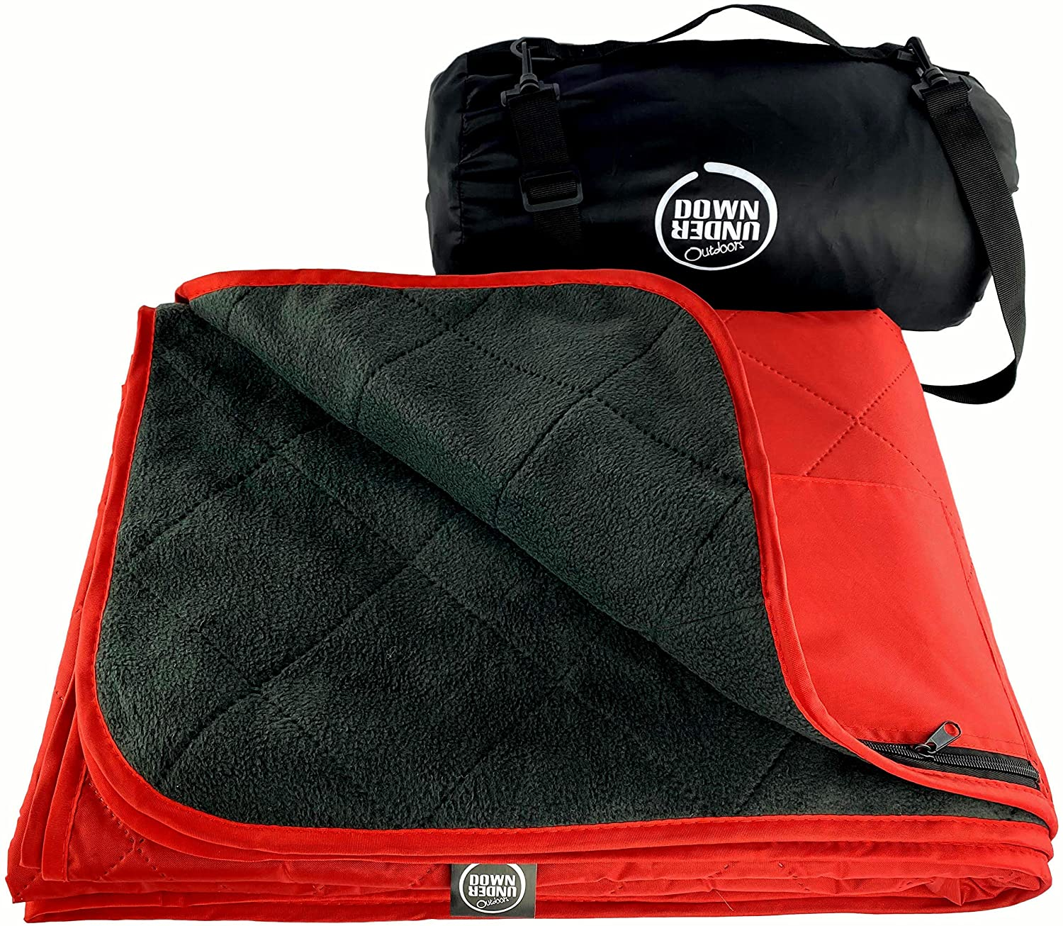DOWN UNDER OUTDOORS Quilted Stadium Blanket