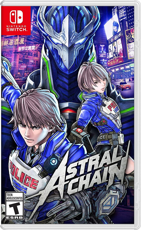 astral chain cyberpunk