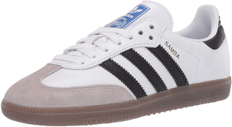 Adidas Men's Samba sneaker in white