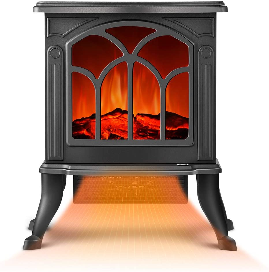 Air Choice electric fireplace heater