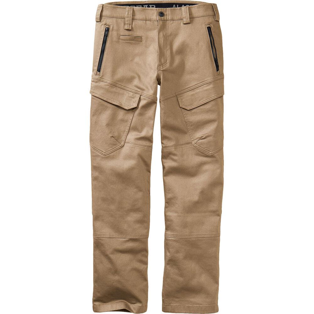 Alaskan Hardgear Men's Hammer-Forged Pants in khaki