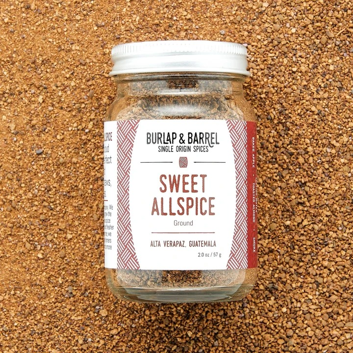 Sweet Allspice by Burlap and Barrel