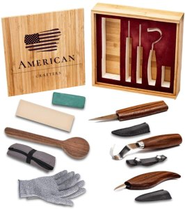 whittling kit american crafters