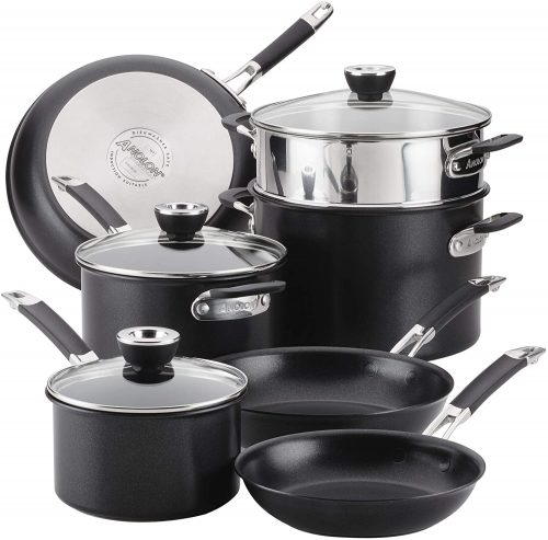 Anolon SmartSatck Cookware Set
