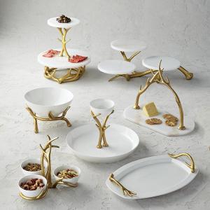 antler serveware collection