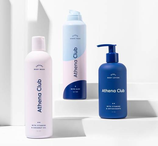 Athena Club Smooth Skin Trio