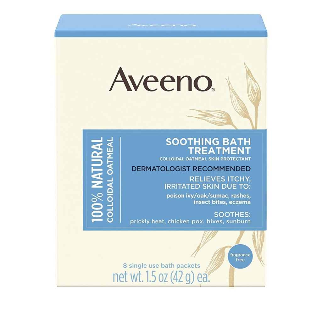 Aveeno Soothing Bath Treatment, best bath salts