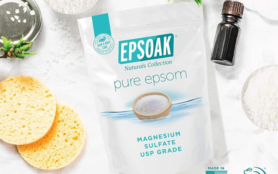 Epsoak Epsom Bath Salt (featured image
