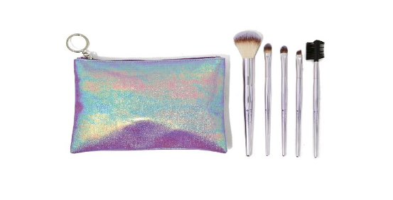 Beauty-Secrets-Five-Piece-Travel-Cosmetic-Brush-Set