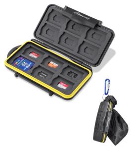 beeway memory card protector camera accessories