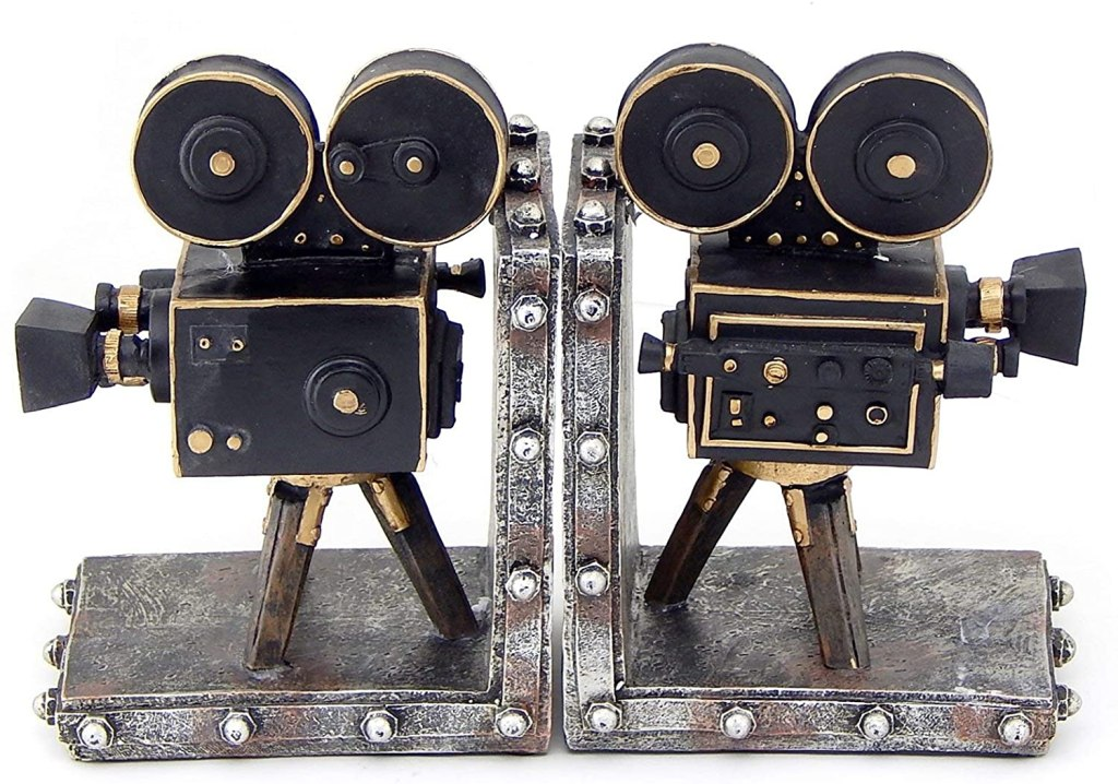 Bellaa Vintage Camera Bookend
