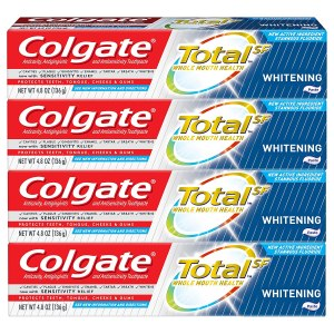 colgate total whitening toothpaste, best whitening toothpaste