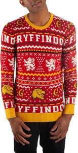 bioworld gryffindor sweater