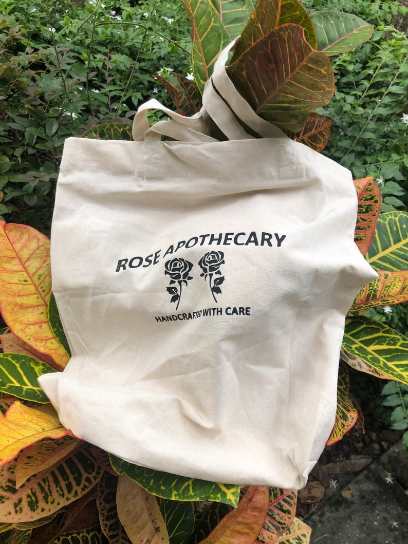 schitts creek gift ideas - tote bag