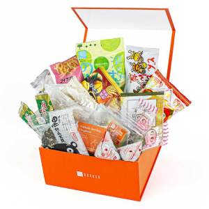 Bokksu japanese snack box, best snack subscription boxes