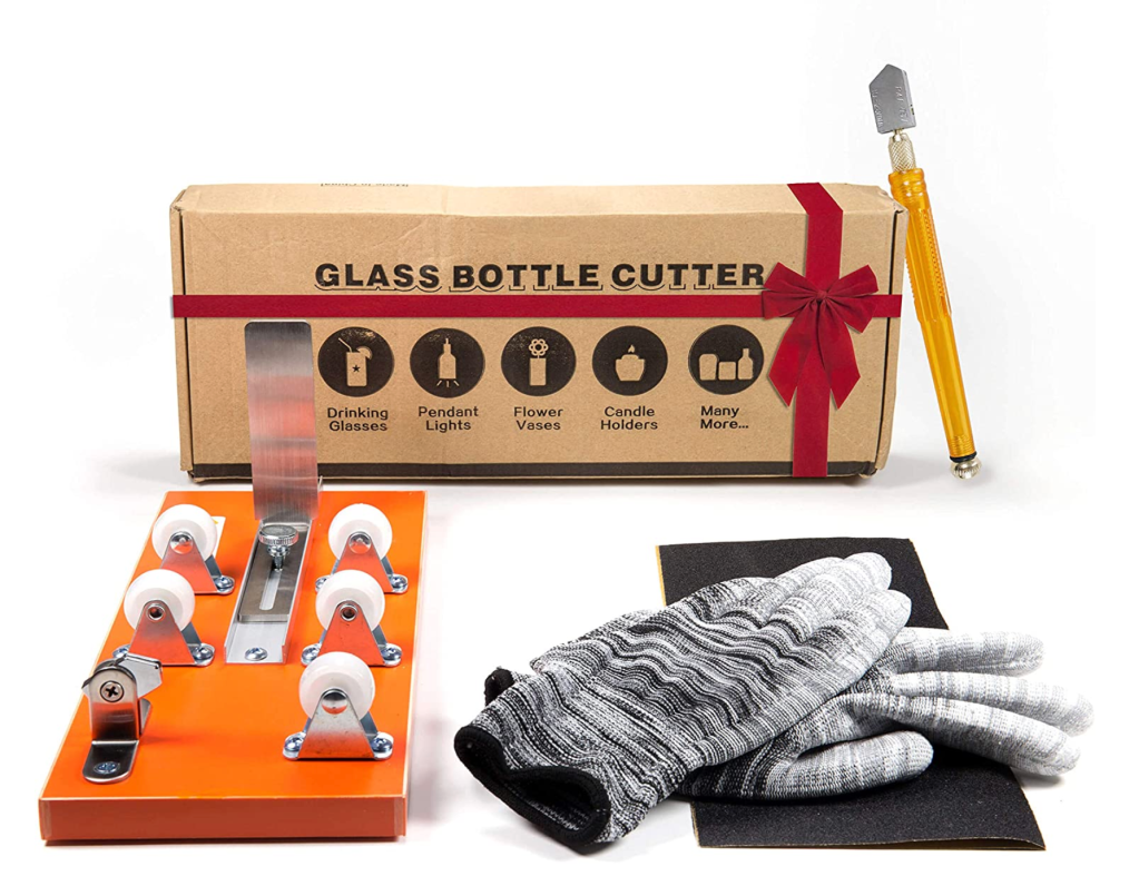 best whiskey gifts bottle cutter