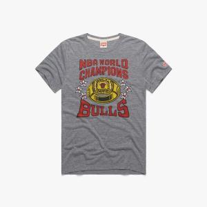 homage chicago bulls t-shirt