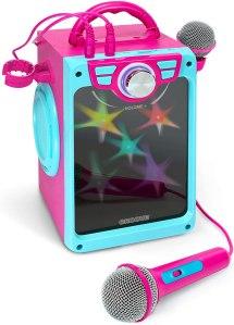 Crooke karaoke machine for kids, kids karaoke machine