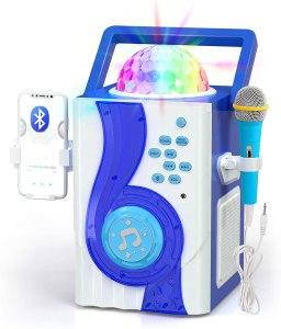 IROO kids karaoke machine, kids karaoke machine
