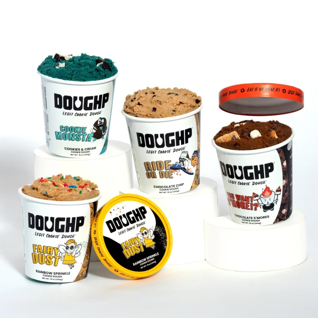 The Bestseller Pack from Doughp
