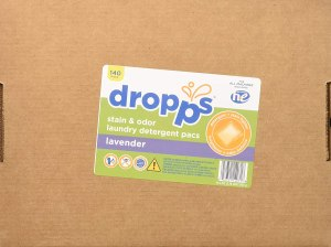Dropps Stain and Odor Laundry Detergent, best laundry detergent pods