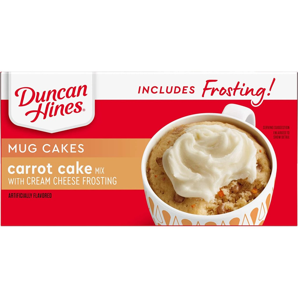 Duncan Hines Mug Cakes