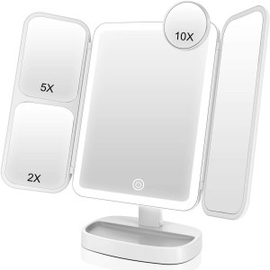 makeup mirrors with lights easehold