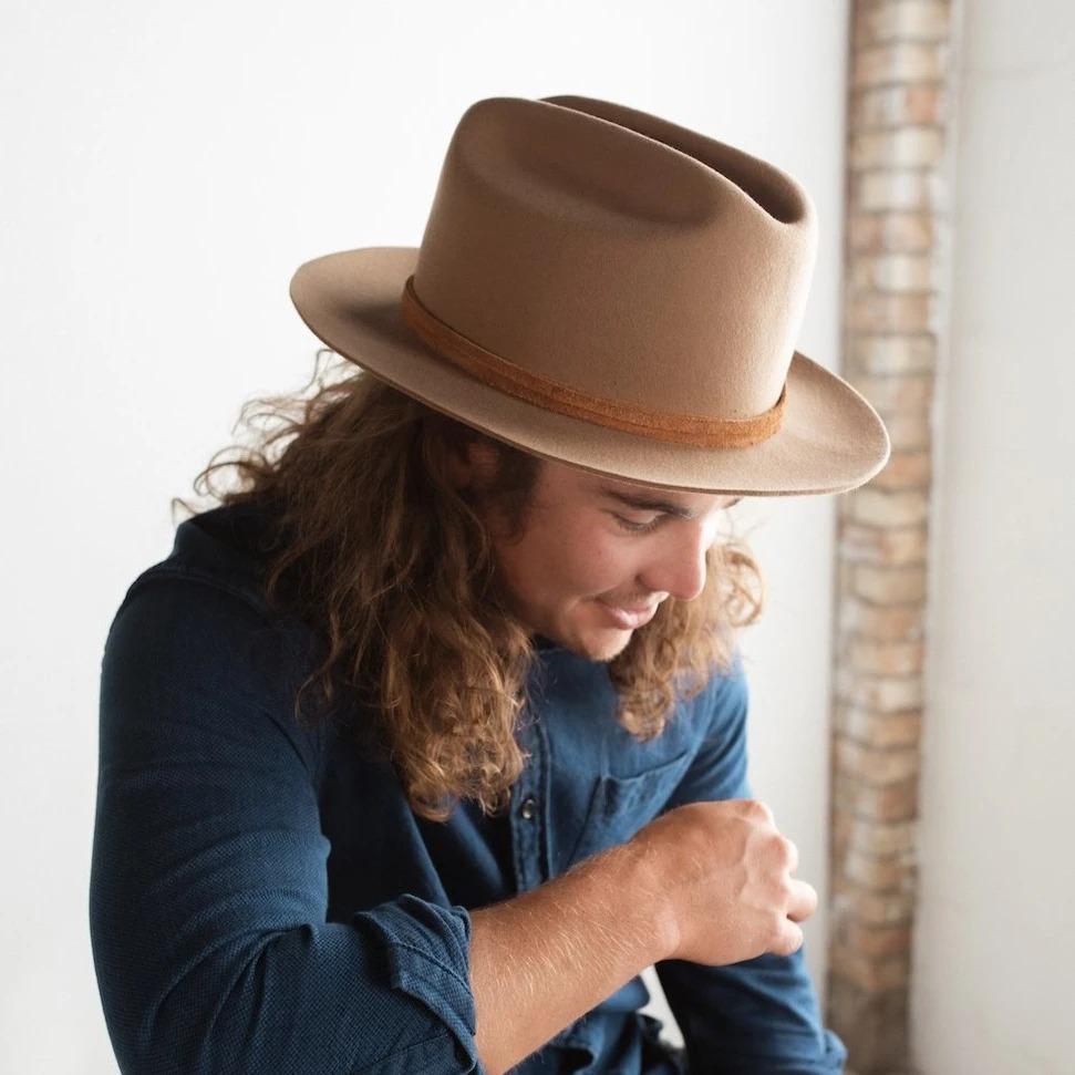 Two Roads Hat Co. Elliston Rancher Hat