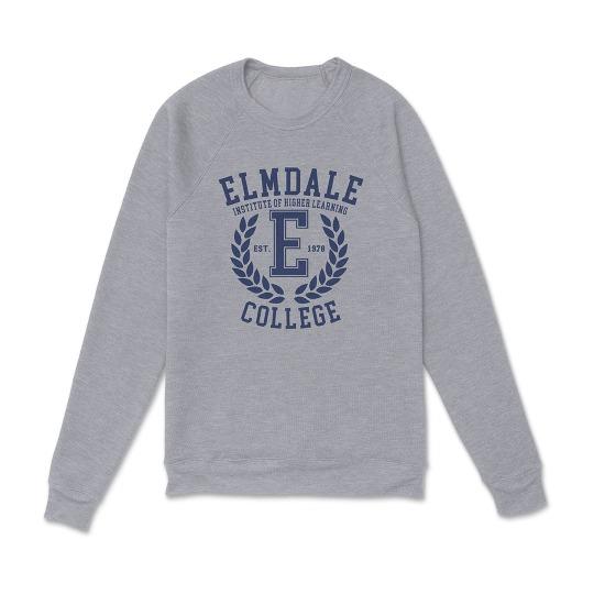 Elmdale-College-sweatshirt