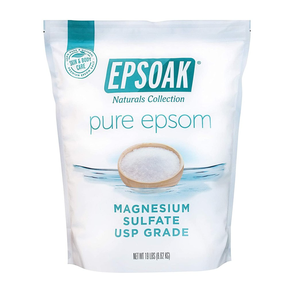 Epsoak Epsom Salt, best bath salts