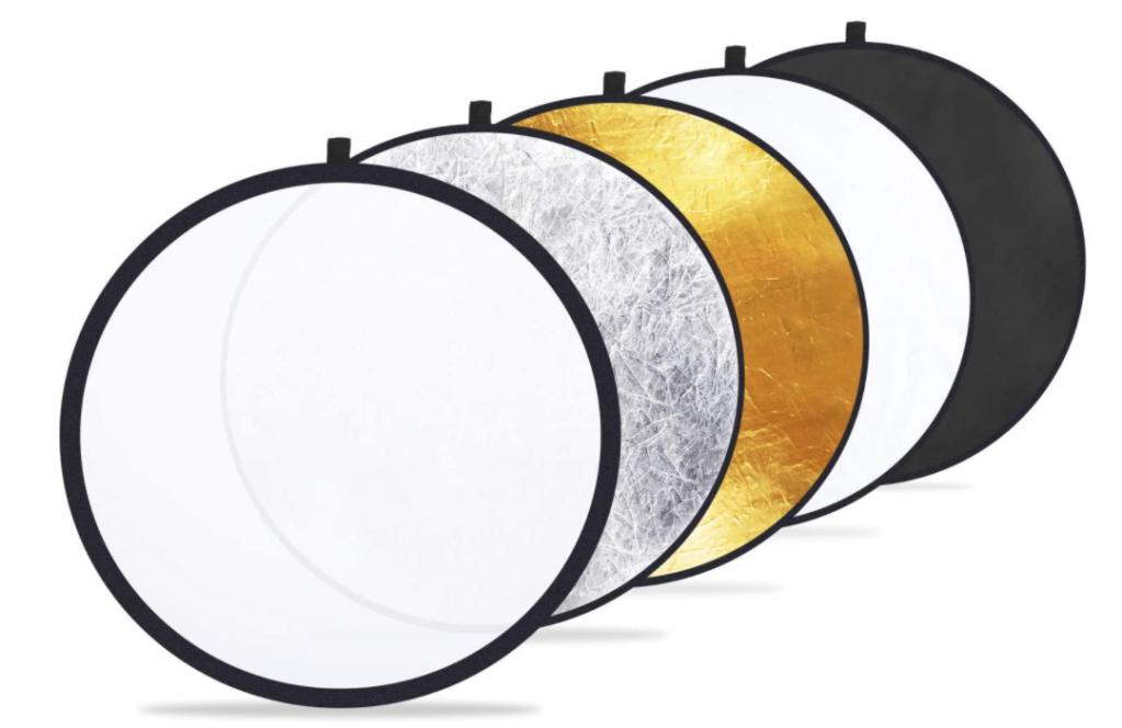 etekcity 24-inch light reflector camera accessories