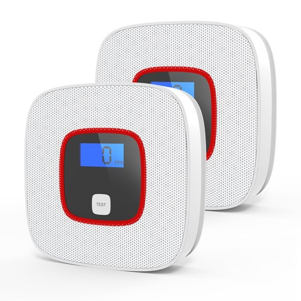GPED 2 Pack Intelligent Detector Alarm
