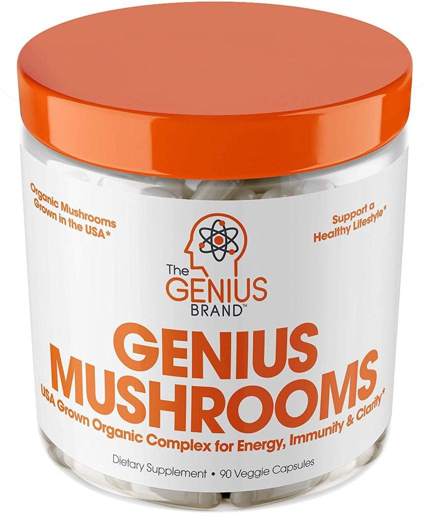 Genius Mushroom Supplement