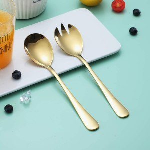 thanksgiving decor dining table holiday centerpieces gold salad server