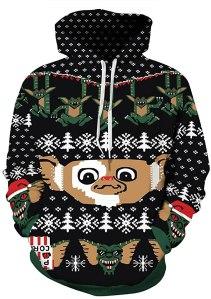 ugly christmas sweaters graces secret