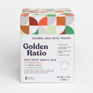Golden Ratio Coffee Pouches