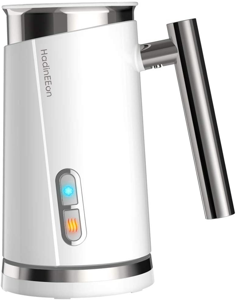 HadinEEon Milk Frother and Steamer