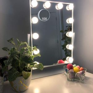 makeup mirrors with lights hansong