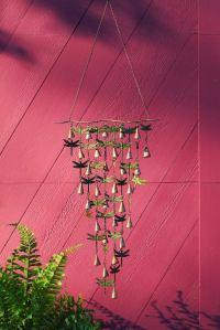 wind chimes happygardensart