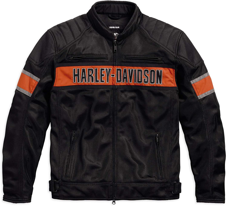 Harley-Davidson-Mens-Trenton-Mesh-Riding-Jacket