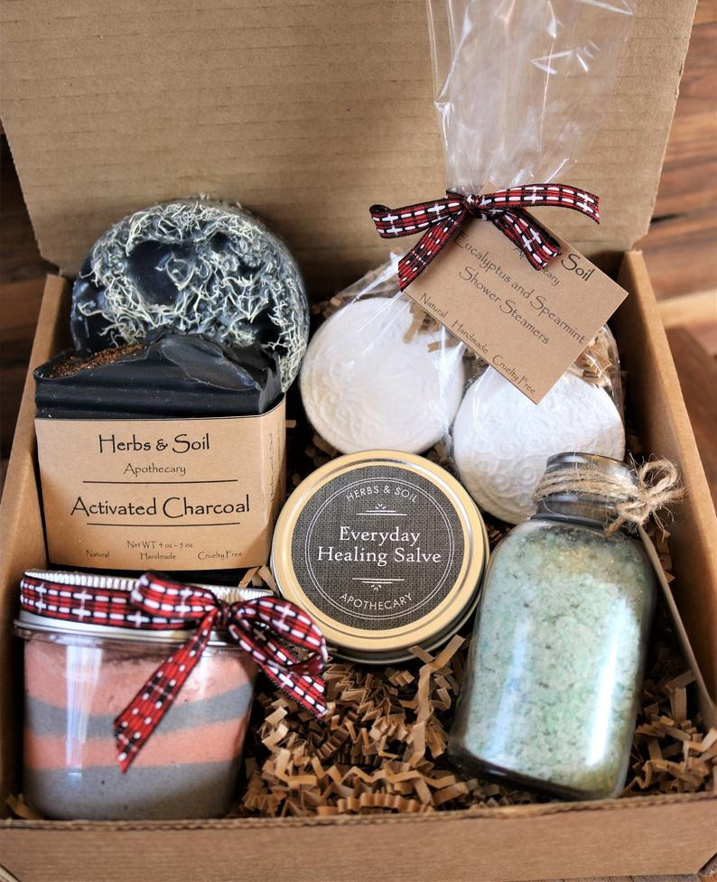 Herbs and Soil Think Outside the Box Gift for Men