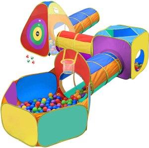 outdoor toys for kids hide n side