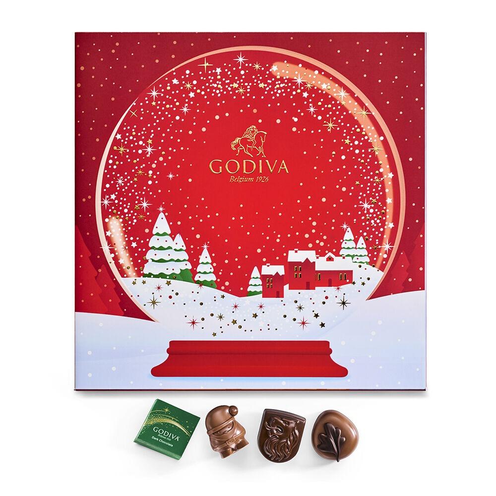 Godiva Holiday Luxury Chocolate Advent Calendar