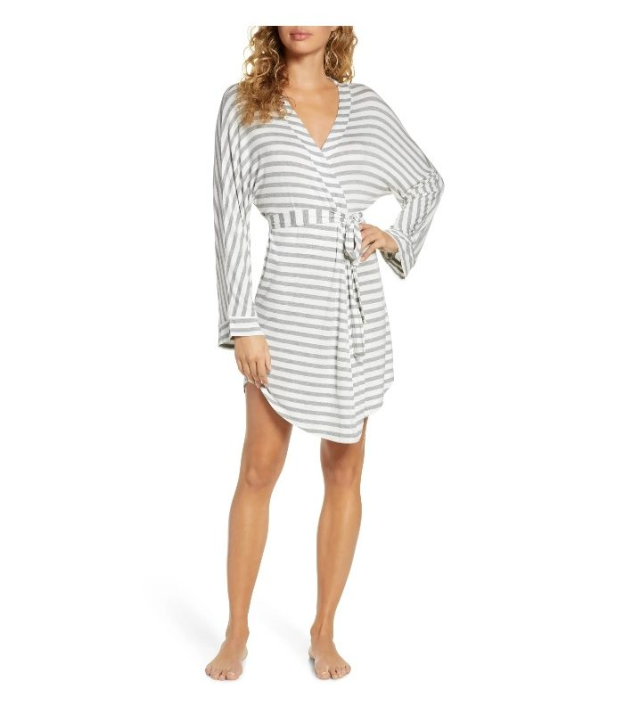 All American Jersey Robe by Honeydew Intimates