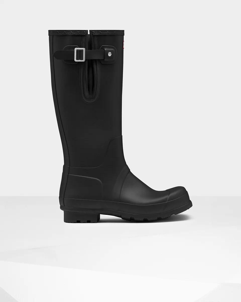 Hunter-Mens-Original-Tall-Side-Adjustable-Rain-Boots