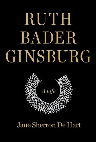 Ruth Bader Ginsburg by Jane De Hart, best books to give as gifts