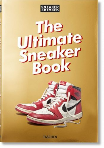the ultimate sneaker book, best books to give as gifts