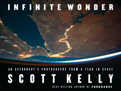 """space photography book """"Infinite Wonder"""", best books to give as gifts"""
